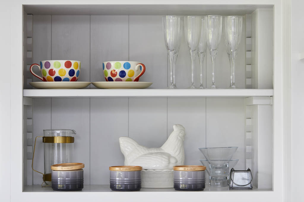 Eltham estension cupboards
