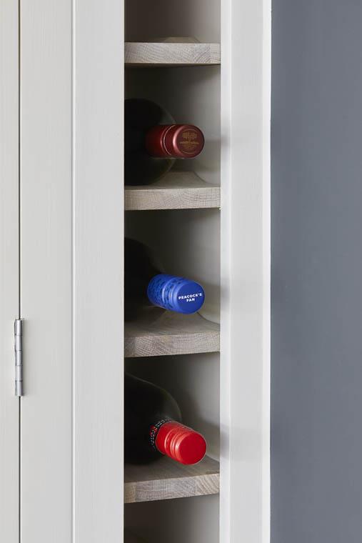 Eltham estension wine rack