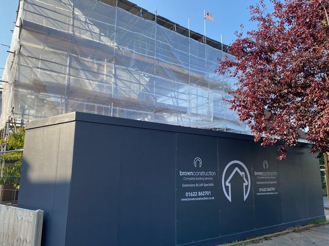 Chislehurst Project outside