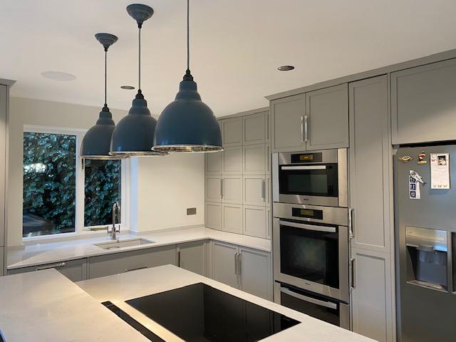 Sevenoaks project kitchen
